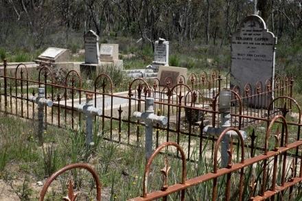 Cemetery Near Hill End