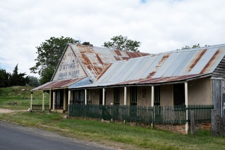 Old Buildings in Hill End