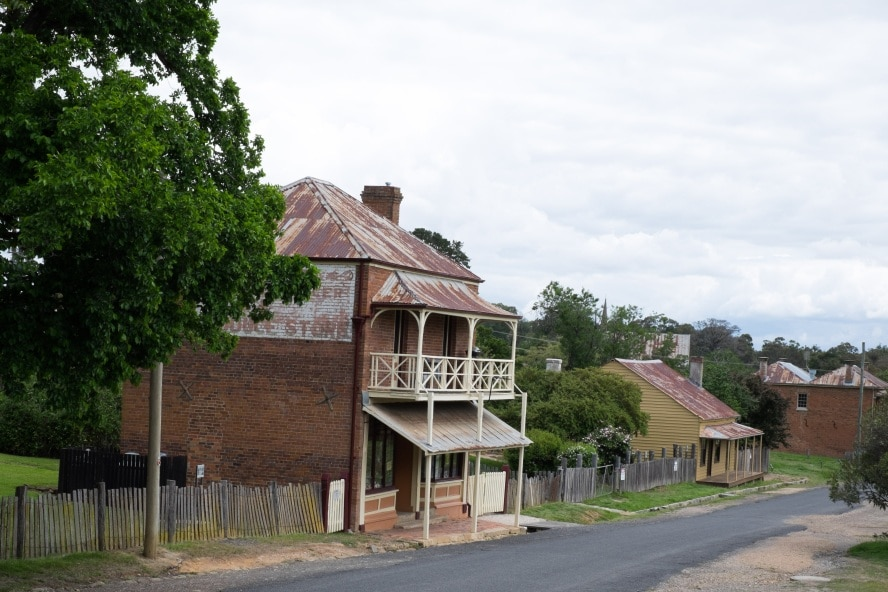 Historic Hill End NSW
