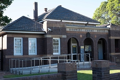 Hornsby Court House
