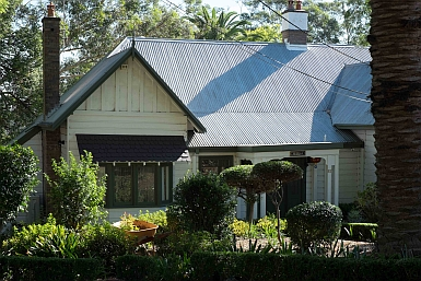 Heritage Listed home in Hornsby