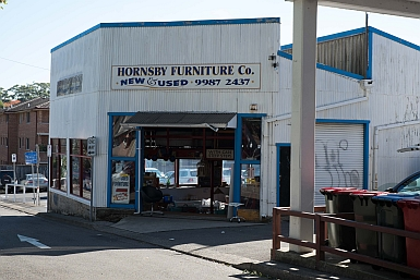 Second hand furniture in Hornsby