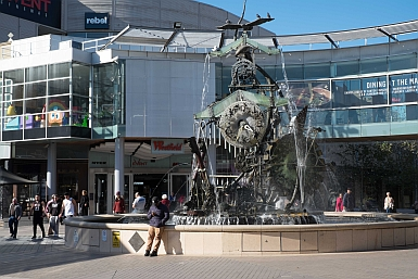 Hornsby Water Clock