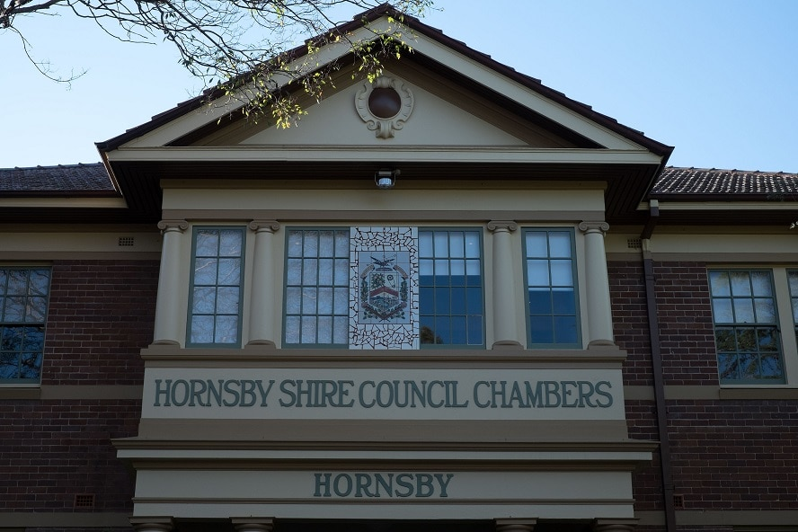 Hornsby Council Chambers