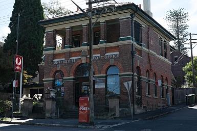 Hunter's Hill Post Office