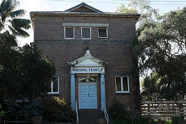 Hunter's Hill Masonic Hall