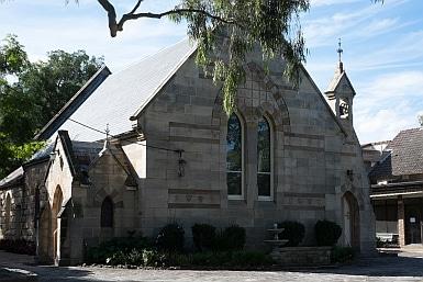 Congregational Church Hunter's Hill
