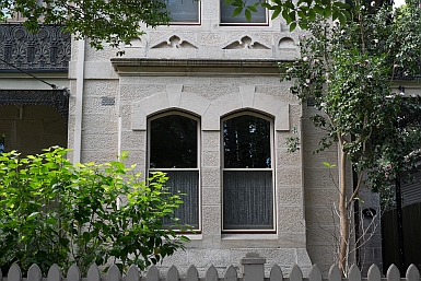 Woolwich Sandstone Home