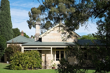 Sandstone Home in Hunter's Hill