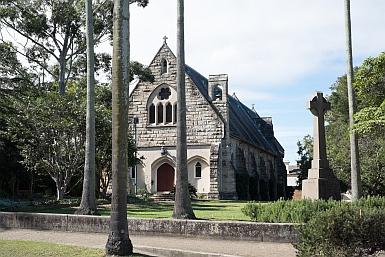 All Saint's Church Hunter's Hill