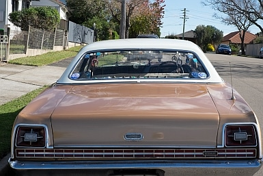 Ford Galaxie in Hurlstone Park