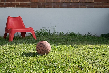 Chair and Ball