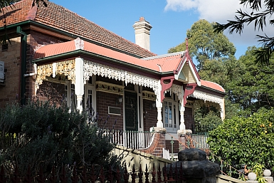Heritage Home Hurlstone Park