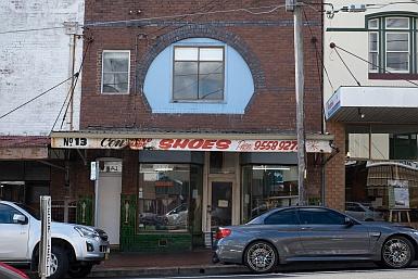 Con's Shoe Store Hurlstone Park