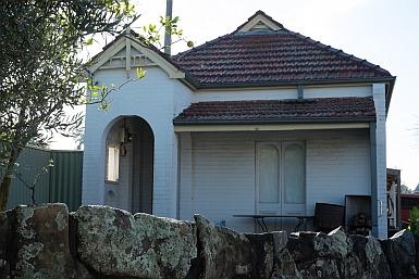 Little Cottage in Floss Street Hurlstone Park
