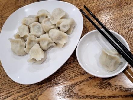 Dumplings from Sydney Dumpling King in Hurstville