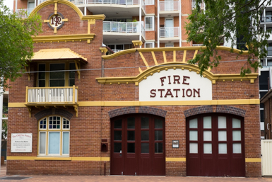 Hurstville Fire Station