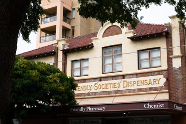 Friendly Society Dispensary