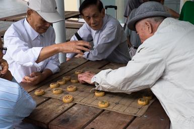 Chinese Chess in Hurstville