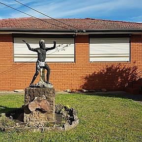Garden Feature Aboriginal