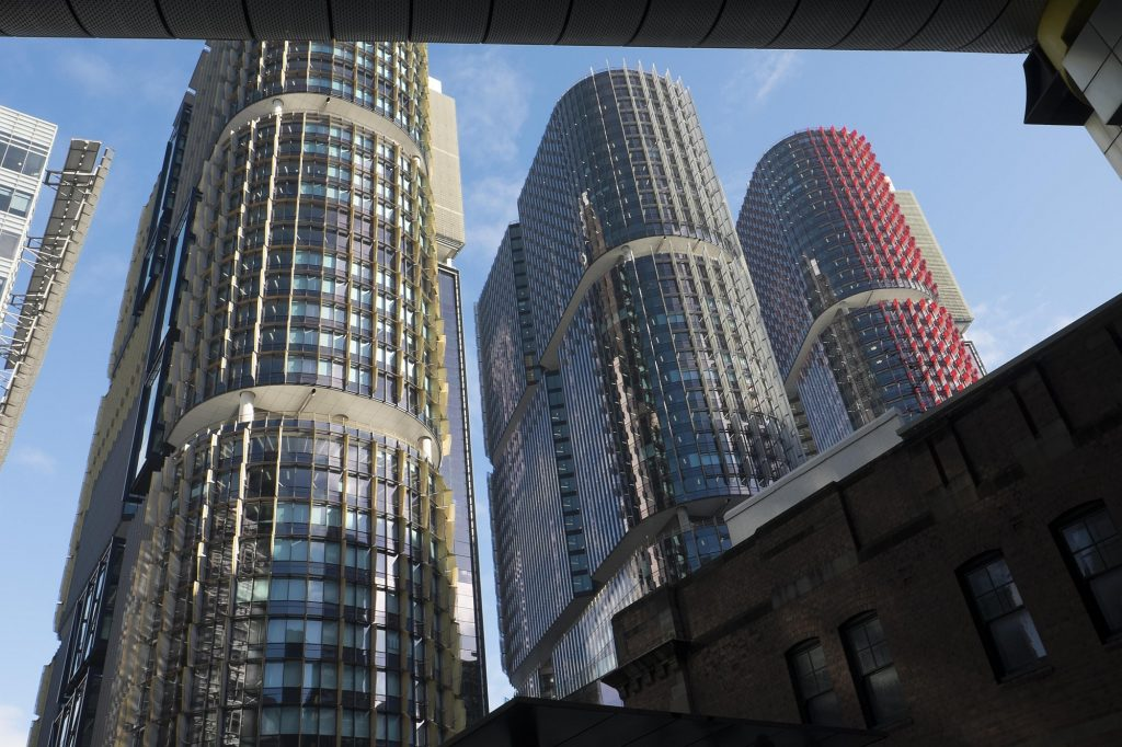 International Towers Barangaroo