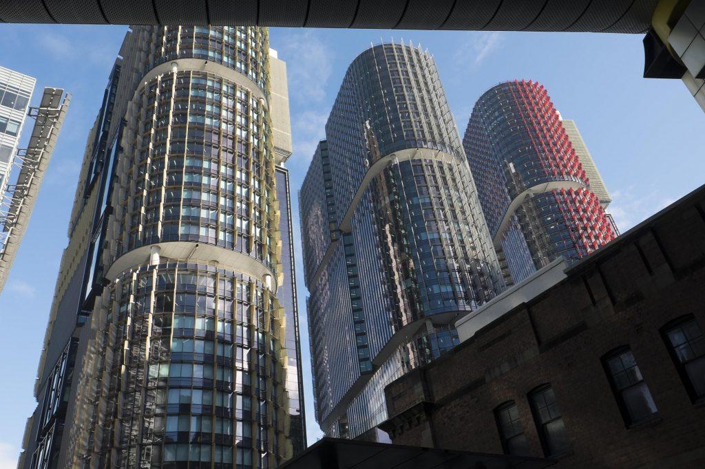 International Towers Barangaroo