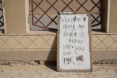 Stay safe in Iran