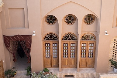 Padiav in Yazd