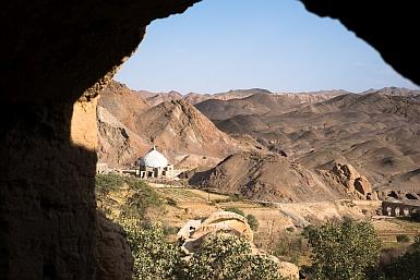 View from Karanaq
