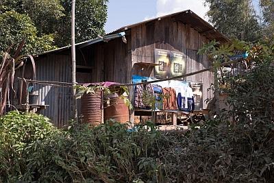 House in Kalaw Shan State Myanmar