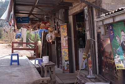 Shop in Kalaw