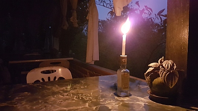 Power outage Kalaw