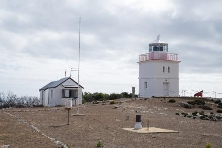 Cape Borda Lighthouse on Kangaroo Island