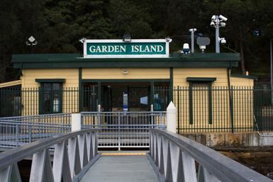 Garden Island Ferry