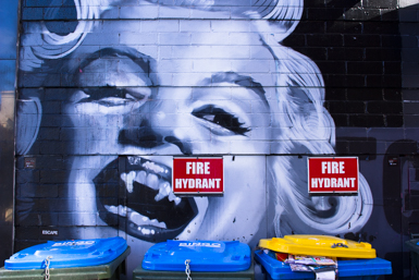 Kings Cross street art
