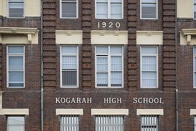 Kogarah High School 1920