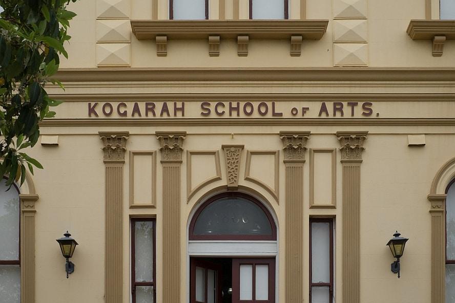 Heritage building Kogarah