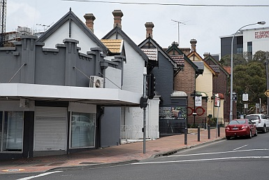 Heritage Terraces in Kogarah