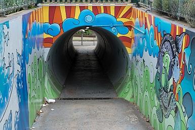 Railway Tunnel Kogarah