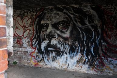 Street Art La Perouse