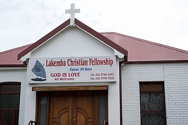 Christianity in Lakemba