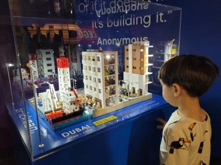 Dubai in Lego