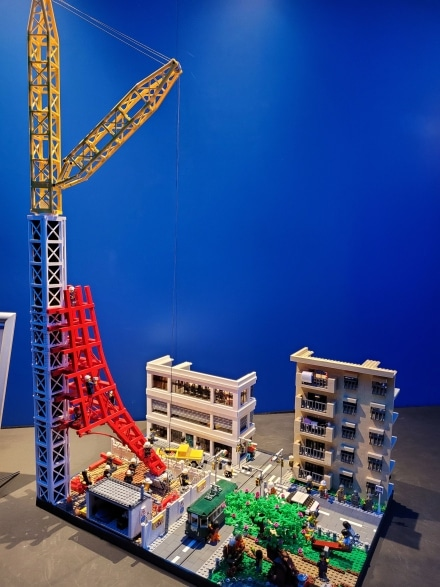 Lego Exhibition in Sydney Tower Eye