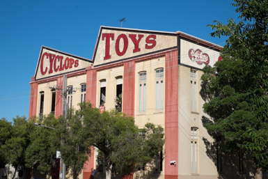 Old Cyclops Toy Factory on William Street
