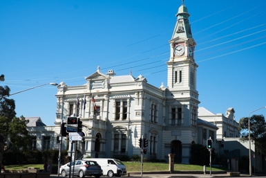 Heritage Listed Leichhardt Town Hall