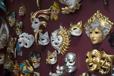 Masks in The Merchant of Venice