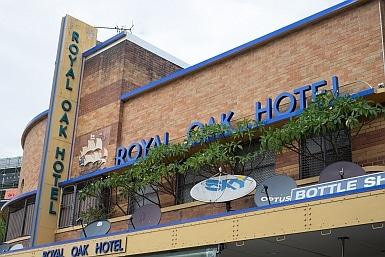 Art Deco Hotel Lidcombe