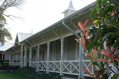 Heritage Hospital Lidcombe