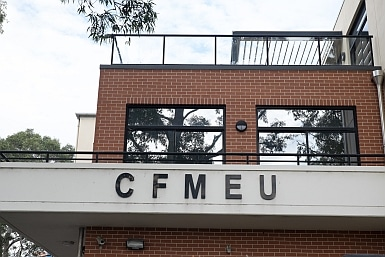 CFMEU Headquarters Lidcombe
