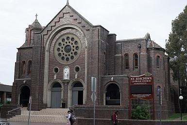 St Joachim's Lidcombe